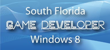 South Florida Windows 8 Developers – Construct 2 Game Development